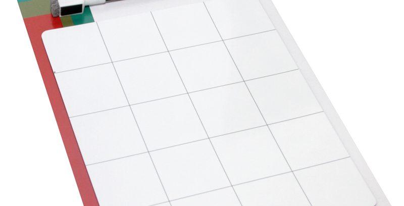 Коврик-органайзер магнитный 5bites EXPRESS MAT01 с маркером