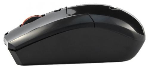 Мышь Gembird MUSW-212 черный/USB/1600DPI Беспроводная
