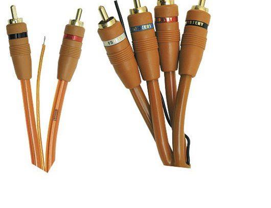Межблочный RCA кабель Mystery MPRO 5.2 (2+1) 5м