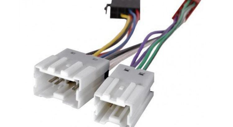 Кабель-переходник Incar ISO NS-03 для автомагнитол на Nissan Almera Classic/Micro