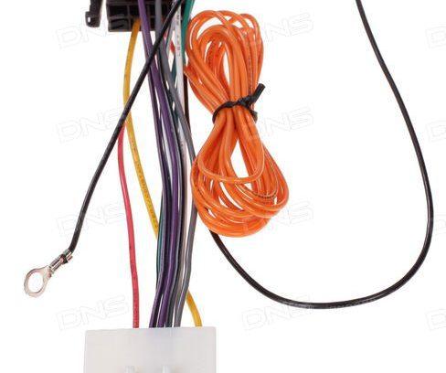 Кабель-переходник Incar ISO NS-04 для автомагнитол на INFINITI/Nissan/Subaru