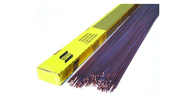 Присадочные прутки ESAB OK Tigrod 5356 (2,0x1000мм,2,5кг)