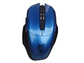 Мышь Jet.A Comfort OM-U38G Синяя беспроводная