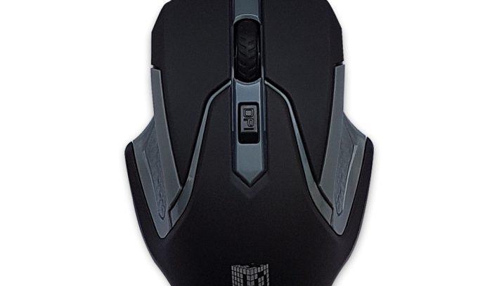 Мышь Jet.A Comfort OM-U57 Gray USB