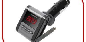 FM-модулятор ROLSEN RFA-320 MP3/USB/MicroSDдо16Gb/AUX/ПультДУ