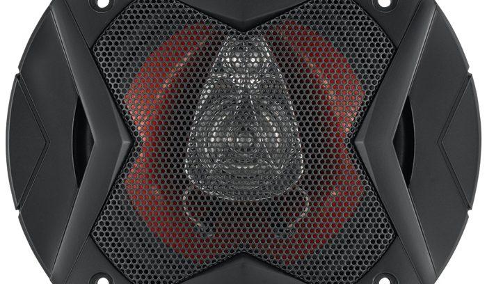 13см Авто-акустика 2 колонки SUPRA RLS-533 200W/3-х полос
