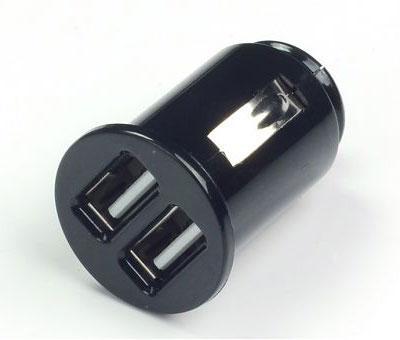 Авто-Зарядное ус-во ROLSEN RPA-12U2 2USB 1А