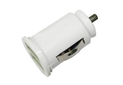 Авто-Зарядное ус-во ROLSEN RPA-12U2 Белый 2USB 1А