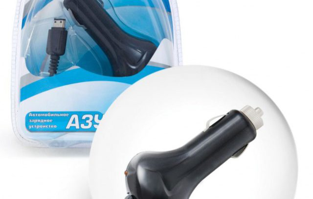 Авто-Зарядное ус-во Deppa для Samsung A300/400/800