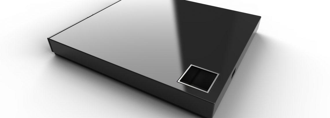 Привод Blu-Ray DVD±RW ASUS SBC-06D2X-U/BLK/G/AS USB,черный slim RTL