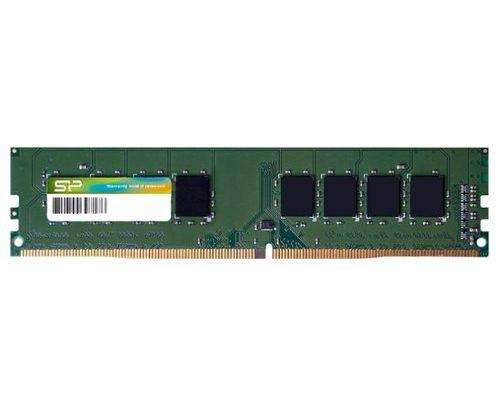 Модуль памяти DDR4 4GB PC17000 (2133MHz) SILICON POWER SP004GBLFU213N02 Unbuffer