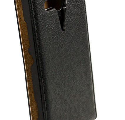 Чехол Flip-case Sony c6603 Xperia SP (черный) Slim