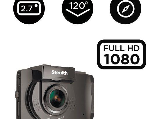 Видеорегистратор Stealth DVR ST270 GPS/1080P/Цикл/Парковка/MicroSDдо64Gb