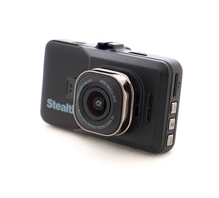 Видеорегистратор Stealth DVR ST130 2КАМЕРЫ/720P/Цикл/Парковка/MicroSDдо32Gb