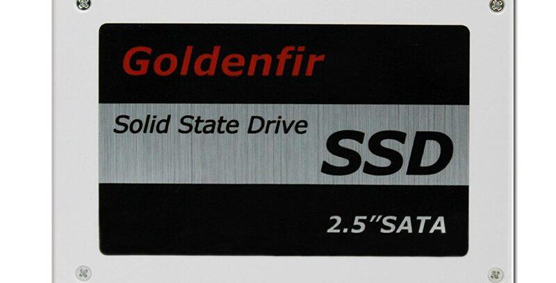 SSD-накопитель 120 ГБ Goldenfir T650-120GB (340/258Мбайт/с)