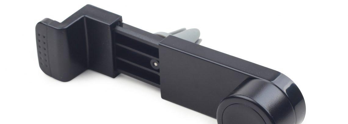"""Автодержатель Gembird TA-CHAV-02 для смартфонов,крепление на дефлектор, до 6"""""""