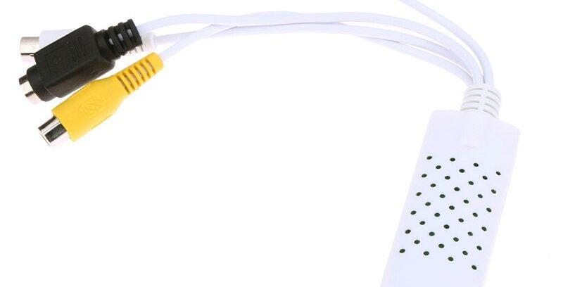 Карта видеозахвата Video Grabber внешний USB/S-Video/RCA
