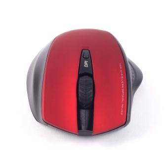 Мышь Jet.A Comfort OM-U34G Красная беспроводная