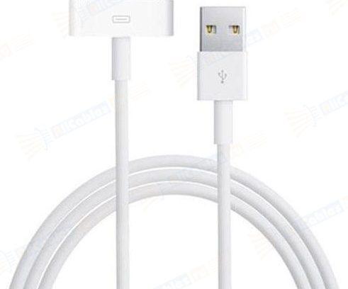 Кабель USB для iPhone 4 Partner (30pin) 1м