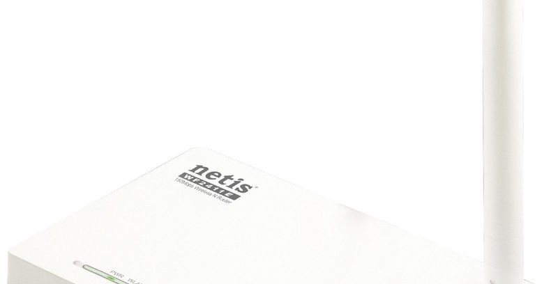 Wi-Fi Роутер/Точка Доступа NETIS WF2411E,150Мбит/с,4порта,WISP