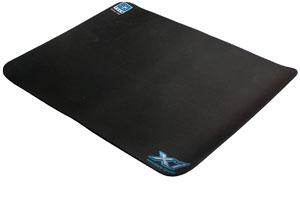 Игровой коврик для мыши A4 X7-500MP,437х400х3мм,черный
