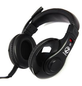 Игровые Наушники Zalman ZM-HPS200 с микрофоном, 2м