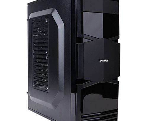 Корпус ZALMAN ZM-T3 Mini Tower,USB3.0